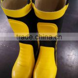 Firefighter's Body Protective Equipment Fire Rescue High Temperature Resistant Boots for Sale
