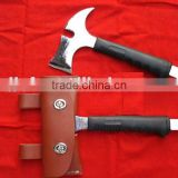 Stainless steel firefighter axes