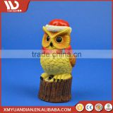 Wholesale Shadow Control Owl Wholesale Christmas Ornaments Promotional Bulk Personalized Gifts Resin Craft