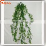 Cheap wholesale artificial grape vine leaves wedding decoration vines