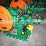 China manufacturer customized Coil Nail Collator/Coil making machine for UK market