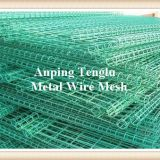 Double Ring Fence/Ornamental Double-Loop Wire Mesh Fence