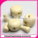 10mm three exchange imitation wax beads