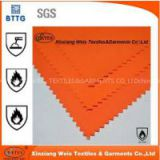EN11612 High-tear strenght cotton/polyester cheap tent fire reardant anti-static fabric used for welding coverall