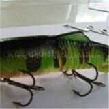 Soft Multi Segment Trout Bait