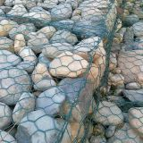 High quality PVC galvanized gabion cage
