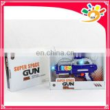 Cool space gun , Plastic B/O space toy gun ,Boy's favour gun toys with music and light