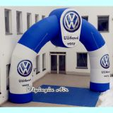 Outdoor Advertising Inflatable Spider Arch for Event