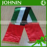 wholesale top quality polyester custom scarf