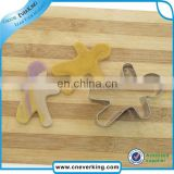 Gingerbread Custom Design Bulk Cookie Cutters