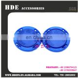 Magnetic blue plastic sew snap button,press button
