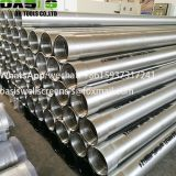 Authentic Stainless Steel  AISI304L Water Well Casing Pipe Tube Plein
