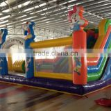 2016 inflatable amuse ground fun park,kids inflatable amusement park,interesting amusement park