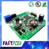 Multilayer OEM printed circuit/one stop pcb service with flex flexible printed circuit board assembly