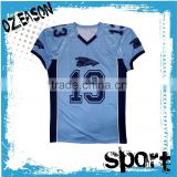 Cheap Custom Sublimated American Football Jersey,Wholesale Design American Football Team Jackets
