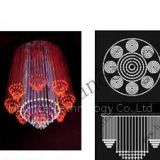 I'm very interested in the message 'Fiber Optic Chandelier OFC-017' on the China Supplier