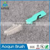Baby Milk Bottle Nylon Brush Cleaner with Nozzle Teat Tube Cleaning Brush                                                                         Quality Choice