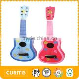 2015 new toys for kid crystal musical instruments guitar parts 7 string guitar wholesale guitar strings