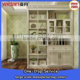 wood home partition furniture hall divider cabinet for sale                                                                         Quality Choice