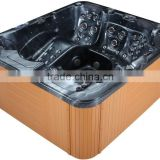83 jets hot tub | spa marquis with microsilk, Lucite shell and acrylic material approval