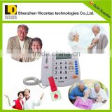 novelty corded telephones table phones emergency watch phone sos elderly