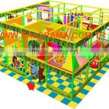 5X5X2.5 mt trails ball pool, indoor playground