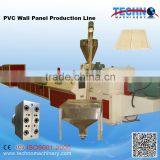 Plastic PVC Wall Panel Production Line