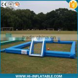 good quality inflatable water soccer field,inflatable soccer game,outdoor inflatable playground                                                                                                         Supplier's Choice