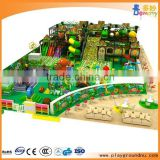 Hottest amusement park projects indoor playground for promotion