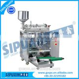 Sipuxin Self-suck filling and sachet sealing packing machine for water liquid can be customized