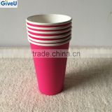 Cup Type and Paper, Pulp For the Coffee Cup, PLA Material China Tea Cups Ice Cream Paper Cup