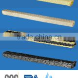 factory price heat resistance material ptfe packing, teflon packing, gland teflon packing