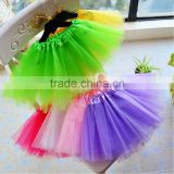 Wholesale Professional Various Color Christmas Tutu Skirt