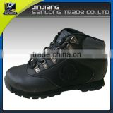 branded outdoor China leather women hiking shoes