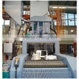Forged Work Roller Cleaning and Strenthening Shot Blasting Machine