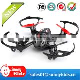 Hot selling RC quadcopter drone 2.4G 4CH RC quadcopter with camera