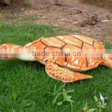 Hot new 2015 60# newest plush toy sea turtle
