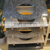 different granite countertops, customized products, polished, bathroom