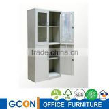 removable board 0.7mmT board 4 doors cabinet file cabinet metal cabinets
