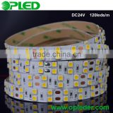 High brightness 5050 double row LED strip DC24V warm white                                                                         Quality Choice
