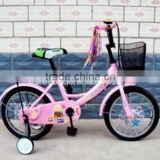 12/14/16 pink kids bike for girls/children bikes for hot sale/cheap kids bicycle in China