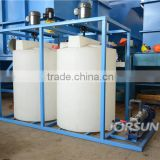S Model chemical dosing equipment in sewage treatment