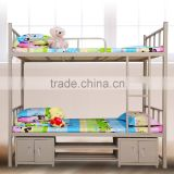 Factory dirct sale metal bunk bed replacement parts for adult