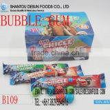 6PCS acido ball gum bubble(6 en 1 chicle acido)