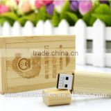 2GB, 4GB, 8GB, 16GB, 32GB Capacity and Stock Products Status custom logo branded usb memory flash driver 2.0 with wooden box                                                                                                         Supplier's Choice