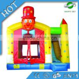 2015 Hot Sale inflatable bouncer,inflatable bouncer with basketball hoop,inflatable bouncer slide