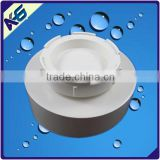 china factory high quality pvc tee/pvc fittings cross tee/pvc 45 degree tee