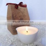 Soy Scented Candle in glass jar/Wooden Box/wax candle
