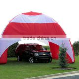 Durable advertising inflatable tent, inflatable dome shaped spider tent, inflatable jellyfish tent for sale