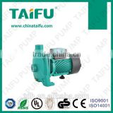 TAIFU 110V 60HZ copper wire brass impeller high pressure high flow rate centrifugal water pump